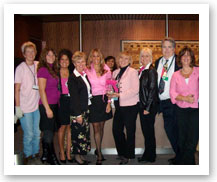 National Passionately Pink Teams