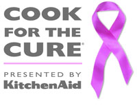 Cook for the Cure logo