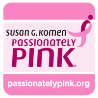 passionately pink pin