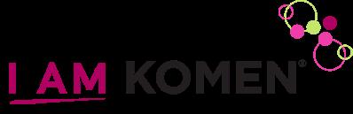 I am Komen Logo