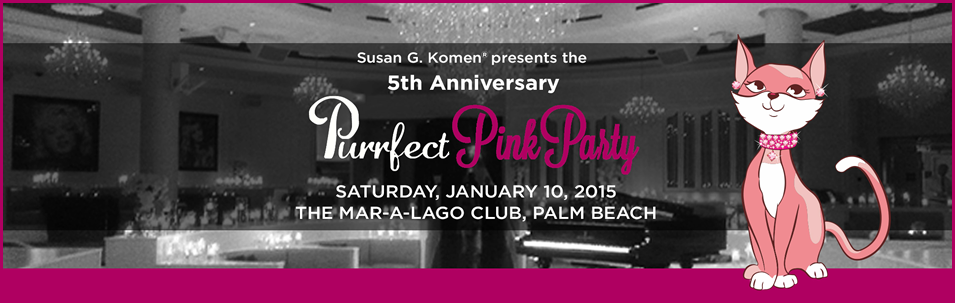 Perfect Pink Party 2014