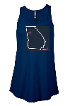 Click here for more information about Navy Tank w/GA outline