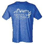 Click here for more information about Royal Blue Heather Atlanta t-shirt