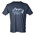 Click here for more information about Navy Atlanta t-shirt