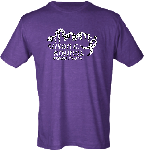 Purple Atlanta t-shirt