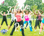 Zumba in the Park, 10:30am